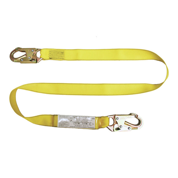 French Creek Shock Heavy Duty Absorbing Lanyard - 6 ft.