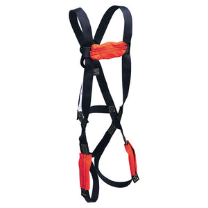 French Creek Welding Harness with Dielectric D-Ring and Flame Retardant Buckle Covers