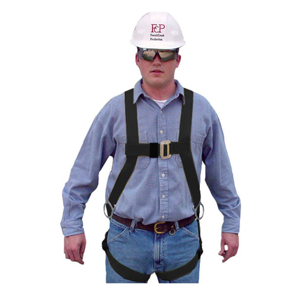 French Creek Welding Harness w/ Side D-Rings