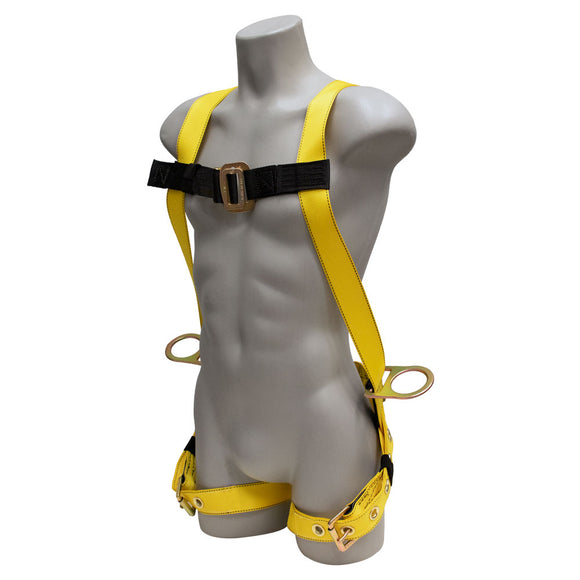 French Creek Lightweight Positioning Harness w/ Tongue Buckles