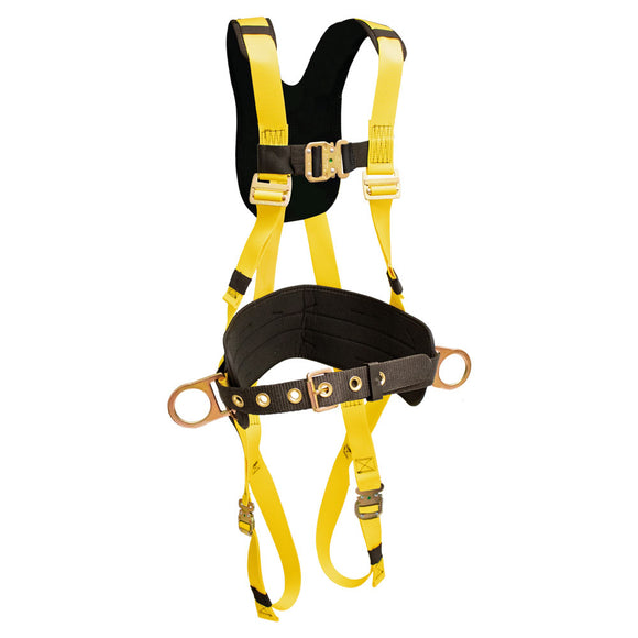 French Creek Construction Harness w/ Shoulder Pads