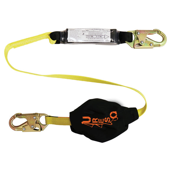 French Creek U-Res-Q Shock Lanyard