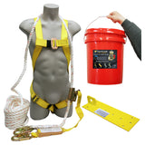 French Creek RKB Roofer's Kit w/ MRA Anchor
