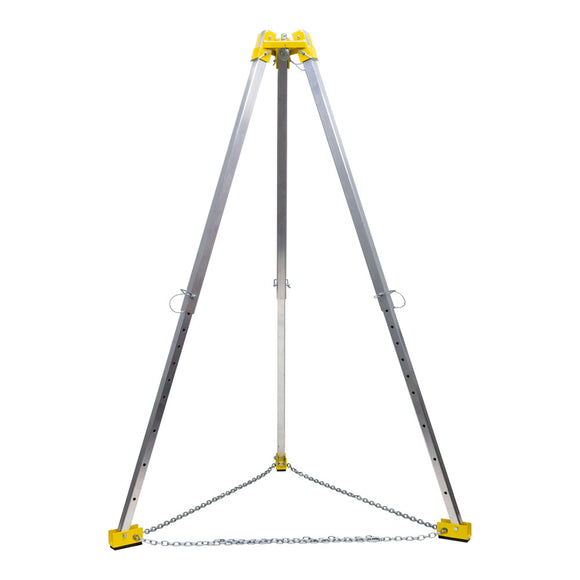 French Creek Aluminum Tripod 9 ft.