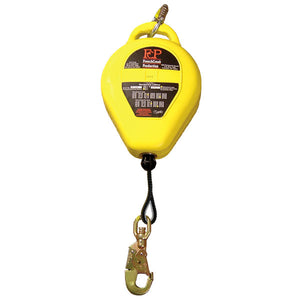 French Creek Retractable Lifeline-Polyester Web-50'