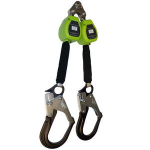 FSP USA Extreme Dual Leg Retractable w/ Aluminum Rebar Hooks - 6 ft.