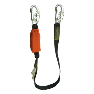 Guardian Kevlar Shock Absorbing Lanyard - 6 ft.
