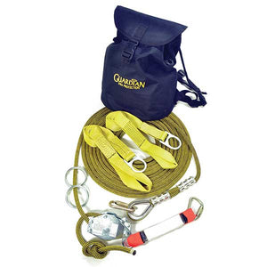 Guardian Kernmantle Horizontal Lifeline - 100 ft.