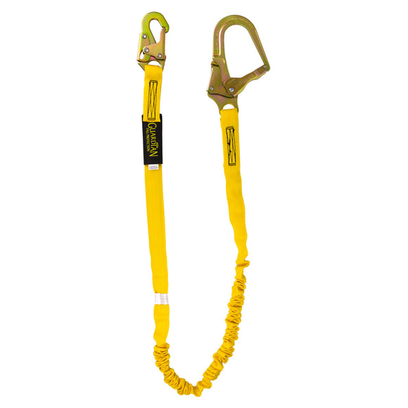 Guardian Internal Shock Lanyard Rebar Hooks - 6 ft.