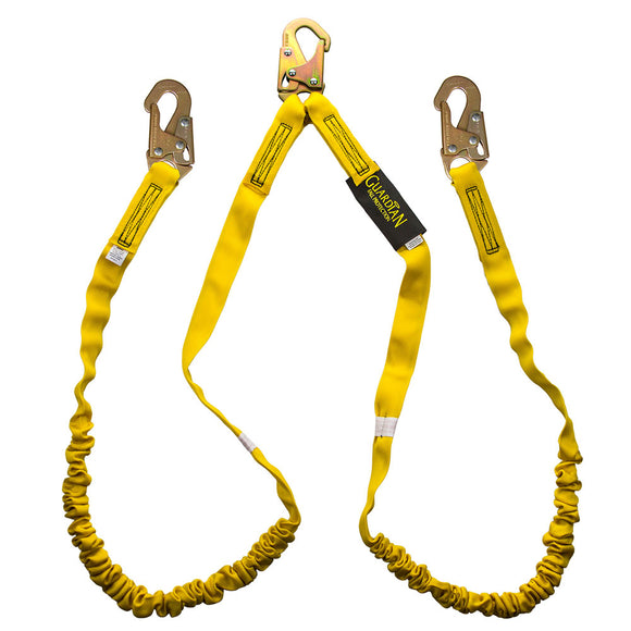 Guardian Internal Dual Leg Shock Lanyard - 6 ft.