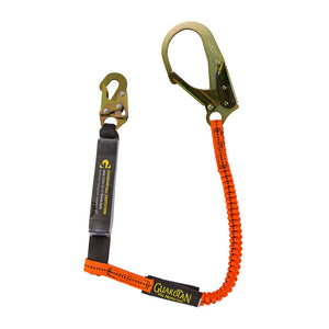 Guardian Tiger Tail Stretch Lanyard Rebar Hooks