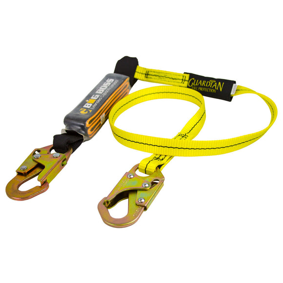 Guardian Big Boss Extended Free Fall Lanyard - 6 ft.