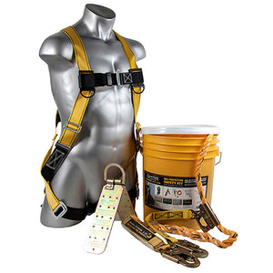 Guardian Bucket of Safety Roofer's Kit
