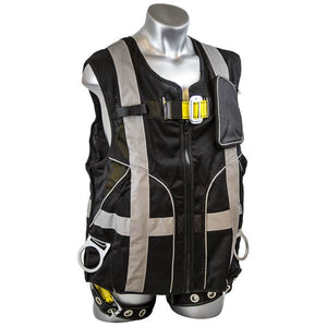 Guardian Black Deluxe Construction Tux Vest Harness