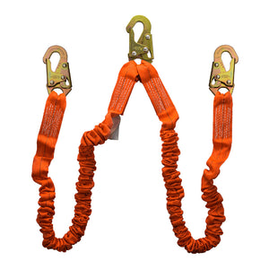 Guardian Dual Leg Stretch Lanyard