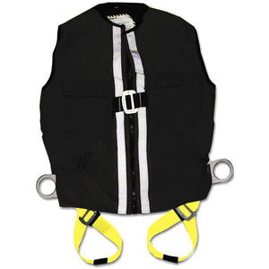Guardian Black Duck Construction Vest Harness