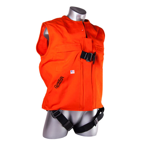 Guardian Fire Retardant Vest Harness