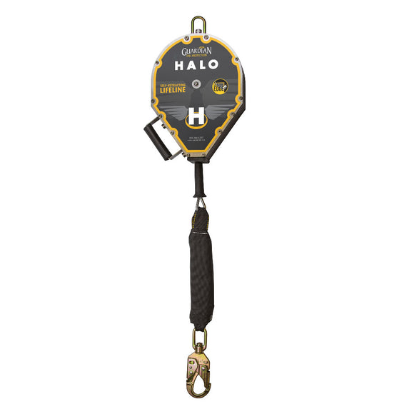 Guardian Halo Retractable Lifeline For Leading Edge - 65 ft.