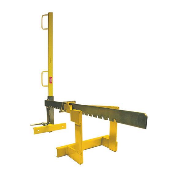 Guardian Parapet Clamp Guardrail System