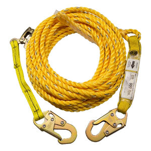 Guardian Polysteel Vertical Rope Lifeline Assembly