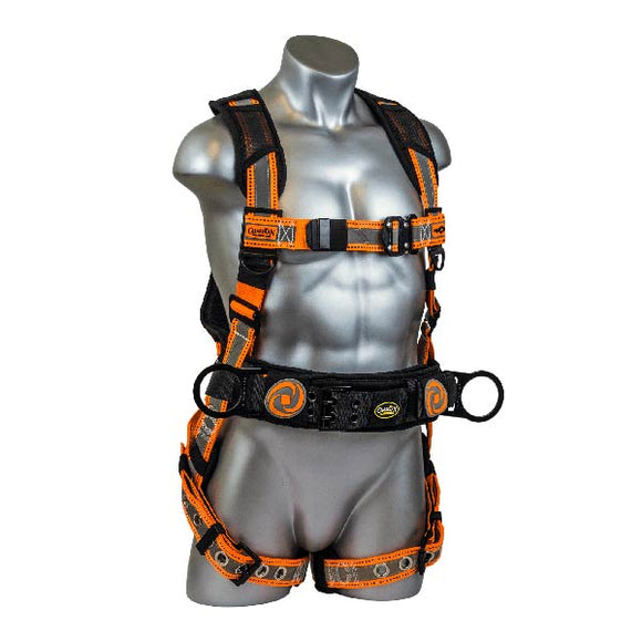 Guardian Reflective Cyclone Construction Harness