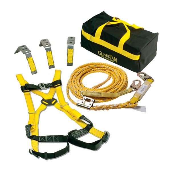 Guardian Sack of Safety Roofing KitFall Protection Pros.com