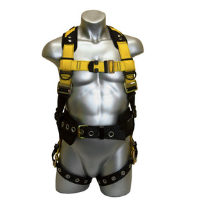Guardian Series 3 Construction Harness - No Side D-Rings - Front