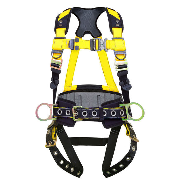 Guardian Series 3 Construction Harness - Quick Connect