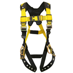 Guardian Series 3 Positioning Harness - Tongue Buckles