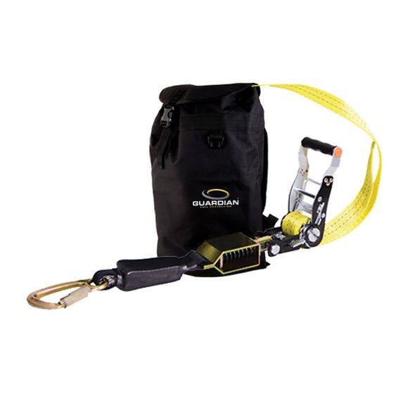 Guardian Web Horizontal Lifeline System - 65 ft.