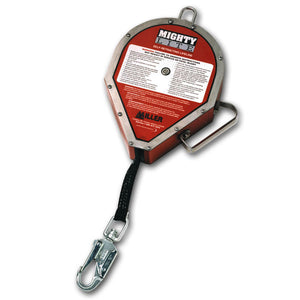 Miller MightyLite Web Retractable - 50 ft.