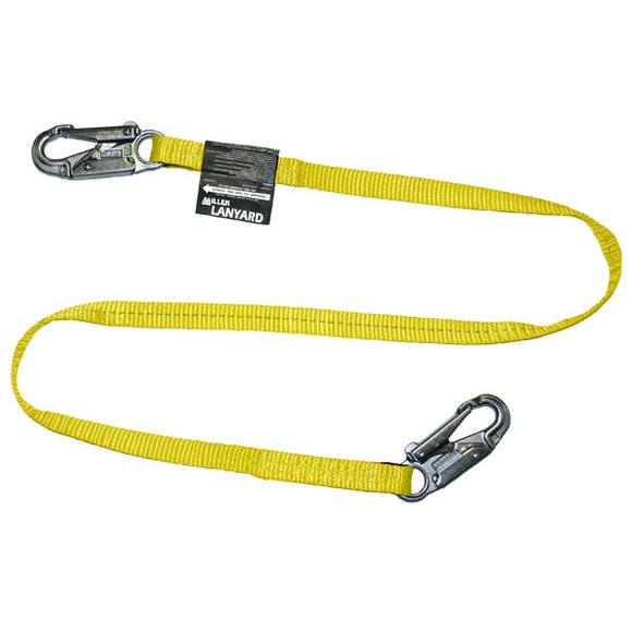 Miller Non-Shock Lanyard - 6 ft.