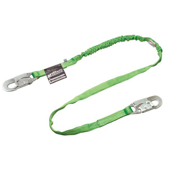 Miller Manyard HP Shock Absorbing Lanyard - 6 ft.