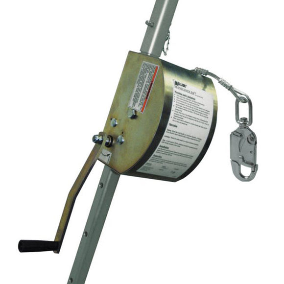 Miller ManHandler Winch - 65 ft.