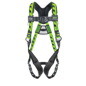 Miller AirCore Universal Harness w/ Tongue Buckles & Aluminum Hardware