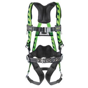 Miller AirCore Construction Harness with Quick Connect Buckles