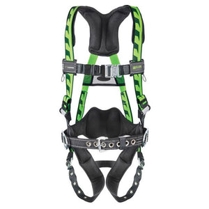Miller AirCore Construction Harness with Tongue Buckles - S/M