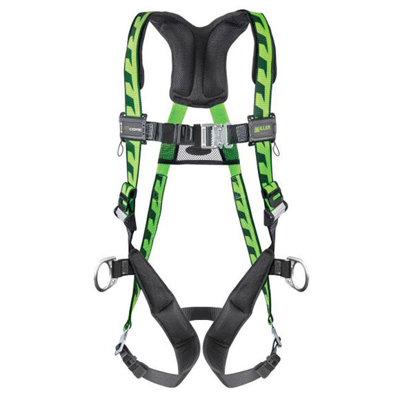 Miller AirCore Positioning Harness with Quick Connect Buckles