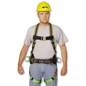 Miller DuraFlex Ultra Construction Harness
