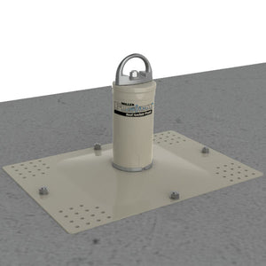 Miller Fusion Concrete Roof Anchor Post