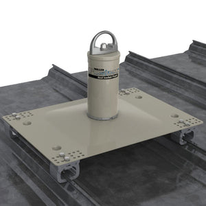 Miller Fusion Standing Seam Roof Anchor Post - up to 21.25 in.