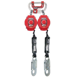 Miller Twin TurboLite Personal Fall Limiter w/ G2 Connector - 6 ft.
