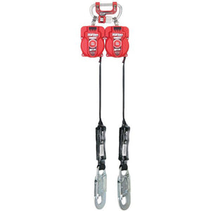 Miller Twin TurboLite Personal Fall Limiter w/ G2 Connector - 9 ft.