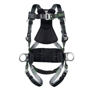 Miller Revolution Positioning Harness - Quick Connect Buckles