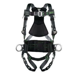 Miller Revolution Positioning Harness - Tongue Buckles