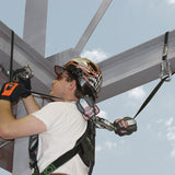 Miller Twin Turbo T-Bak G2 Fall Protection System - Application