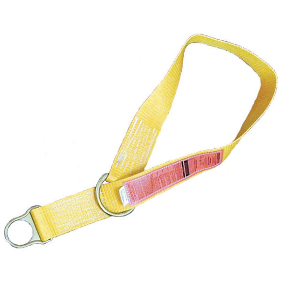 MSA Double D-Ring Anchor Strap - 5 ft.