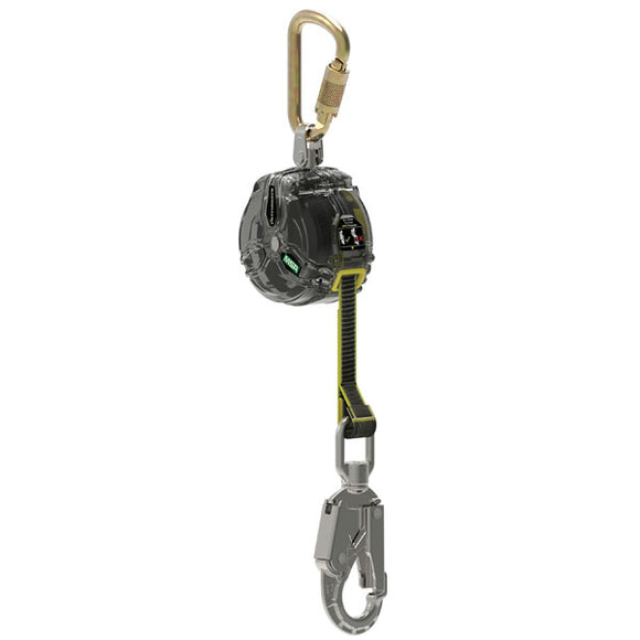 MSA Latchways Web Personal Fall Limiter - 10 ft.