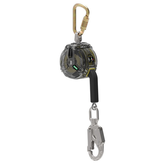 MSA Latchways Cable Personal Fall Limiter - 10 ft.