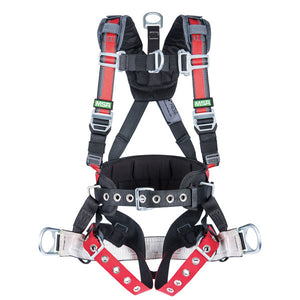 MSA EVOTECH® Derrick Harness w/ Nylon Saddle